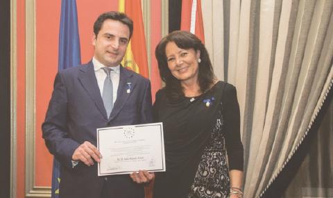 Nuestra firma es premiada por la Asociación Europea de Economía y Competitividad